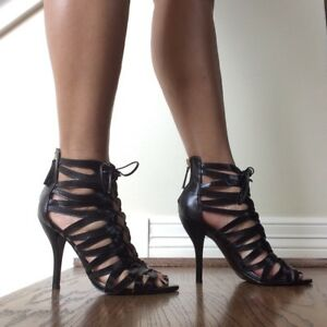 Gladiator Lace Up Sandals 8.5M