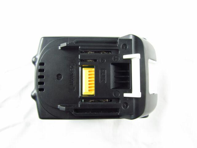 Battery For Makita 18V Li-ion 6Ah BL1830 BL1815 DC18RA 194205-3 Heavy Duty