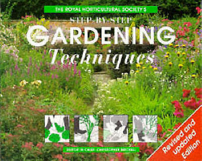 1 of 1 - The Royal Horticultural Society's Step-by-step Gardening Techniques by...  F3