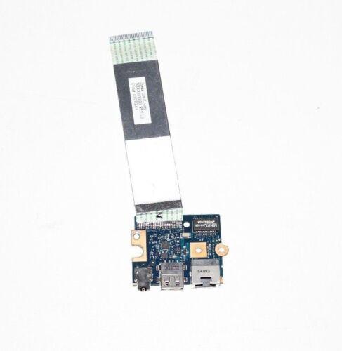 ZSWAA LS-B303PToshiba Satellite C55D-B Series Laptop Audio//USB//LAN Board Genuine