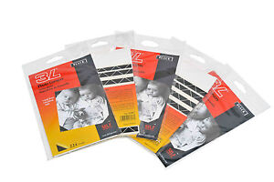 5x-Packs-of-3L-Black-Photo-Corners-15mm-x-224
