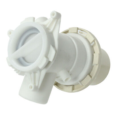 Drain Pump Genuine Beko WMI81341 Washing Machine P//N 2840940200