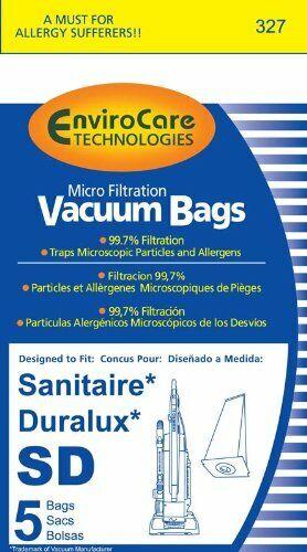 5//pk 327 SD Bags for SC9180B