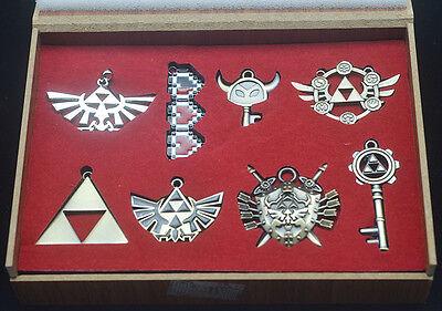 Pokemon Gym Badges Metal Pins 42pc set