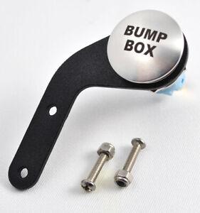 19MM Bump Boite Direction Roue Momentané Activation Push Bouton Scène Champignon