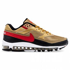 Faceta demandante Contorno  Nike Air Max 97 BW metalizado oro/red ao2406-700 talla 40 | eBay