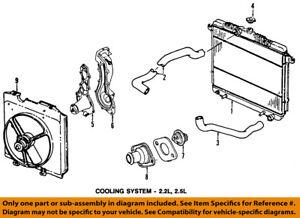 CHRYSLER OEM-Engine Water Pump 68382489AA | eBay