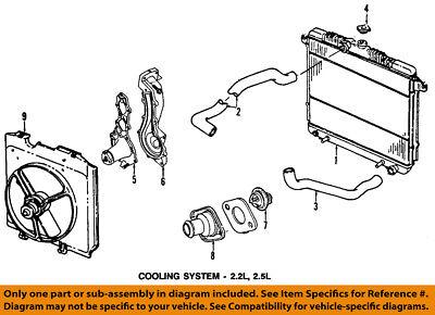 chrysler oem engine water pump 68382489aa ebay rh ebay com