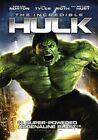 Incredible Hulk 0025195016025 With William Hurt DVD Region 1