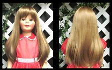 """Monique /""""Doris/"""" Size 19 1//2 in Auburn for Patti Playpal NEW! DOLL Wig"""