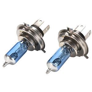 NEW-2-x-Car-H4-HID-Xenon-Halogen-White-Headlight-12V-60-55W-Halogen-Bulb-Lamp-amp-g
