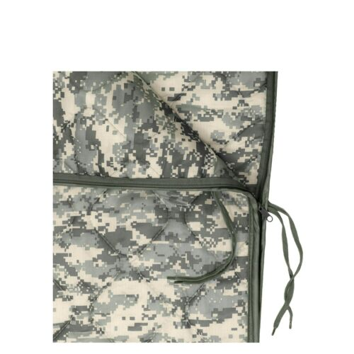 ARMY GI Type Rip-Stop UCP Digital camouflage US Liner Poncho Decke Steppdecke Decken & Inletts