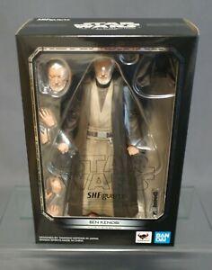 SH S.H Figuarts Ben Kenobi Star Wars Episode IV A New Hope Bandai JAPAN NEW***