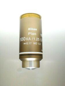 Nikon-100x-Plan-Achromat-Oil-Immersion-Objective