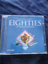 Eighties, greatest ever, The Definitive collection, Cd two, 2006 cd