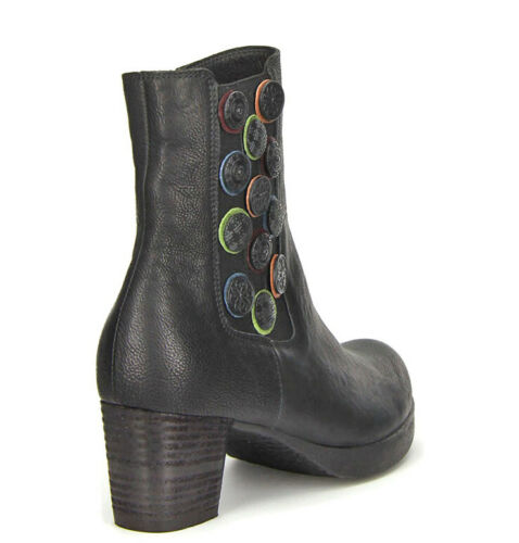 85233-09 Femmes Bottine Boots Drawi 633 Think