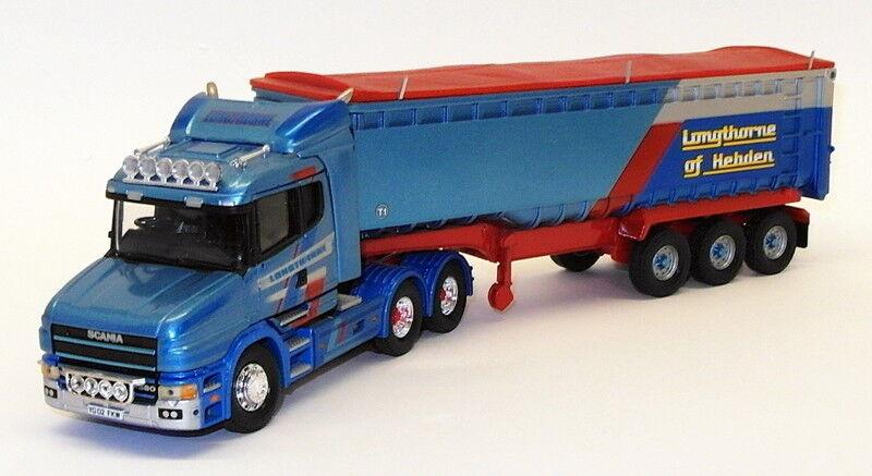 alla moda CORGI 1 50 scala modellololo Camion CC12809-Scania CC12809-Scania CC12809-Scania Topline BULK Tipper-lungothornes  stanno facendo attività di sconto