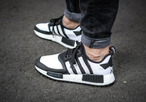 2aed265619bb Adidas WM NMD Trail PK size 11 Black. White Mountaineering ...