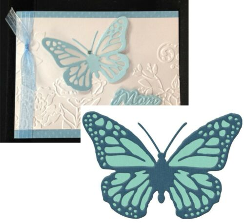 Monarch Butterfly Metal Die Cut Stencil We R Memory Keepers craft Cutting Dies