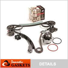 Fit 04-09 Nissan Quest Maxima Altima 3.5L Timing Chain GMB Water Pump Kit VQ35DE