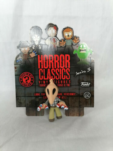 Horror Classics Mystery Minis Series 3 Figures Funko pop