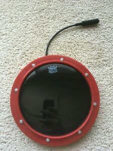 Image is loading 8-034-Homemade-Drum-Trigger-Drum-Pad-Remo-
