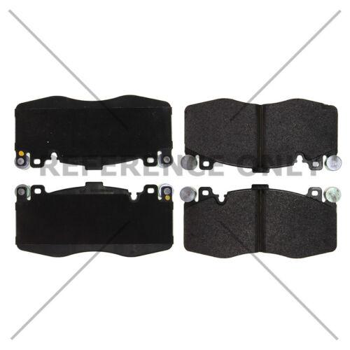 Disc Brake Pad Set Front Centric 104.17381