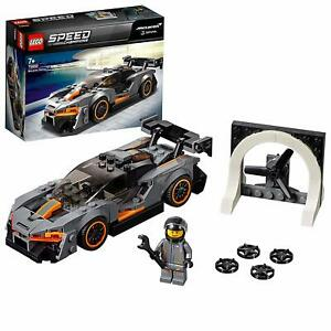 Lego-75892-Speed-Champions-McLaren-Senna-Modele-Racing-jouet-voiture-enfants-Building-Kit