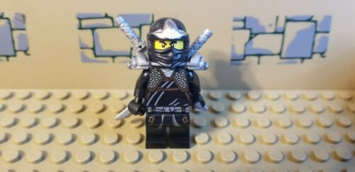 Lego Ninjago Cole Zx Minifigure From Set 9449