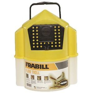 Frabill 1285 Cricket Cage Live Bait Container Tubular