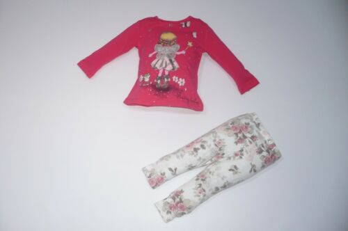 ♥ Neu ♥ Baby/Kinderkleidung  2-teilig , Oberteil, Strampelhose  Gr.86;92;98;104 