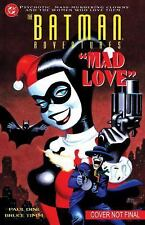 Mad Love by Paul Dini and Bruce Timm (2015, Hardcover, Deluxe)