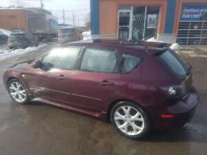 2007 Mazda Mazda3 Sport GT Sedan
