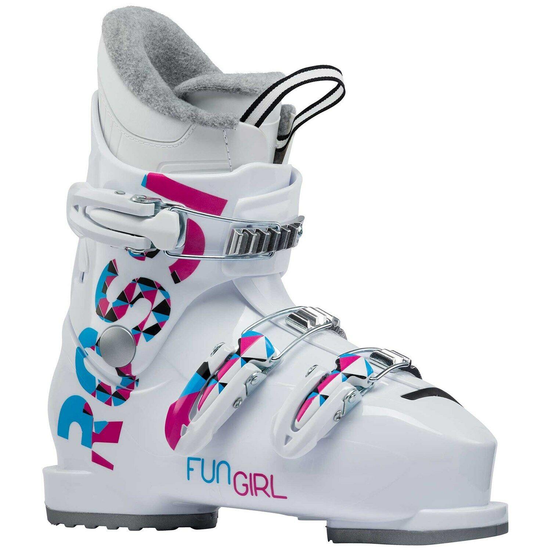 2020 Rossignol Fun Girl J3 Junior Ski Stiefel