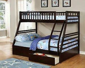 Solid wood bunk beds, sectionals, sofas, recliners, mattresses and much more for low price!! Guelph Ontario Preview