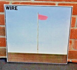 Details about WIRE - Pink Flag, Limited Import BLACK VINYL LP New & Sealed!