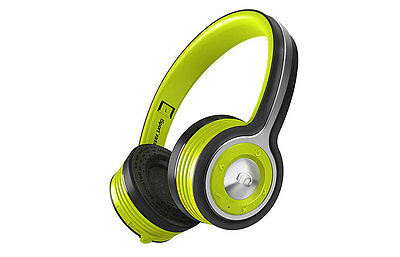 Monster iSport Freedom Wireless Bluetooth On-Ear Headphones Blemished Box