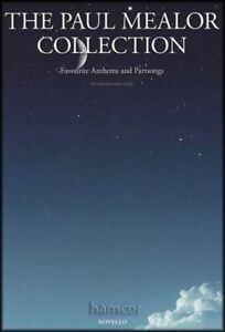 Amical Les Paul Mealor Collection Préférée Des Hymnes & Partsongs Choeur Musique Livre Satb-afficher Le Titre D'origine