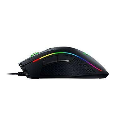 Razer Mamba Tournament Edition Gaming Mouse 16.000 dpi Multi-color Ergonomic Gam