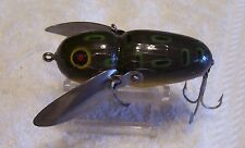 WOOD HEDDON CRAZY CRAWLER LURE   09/05/16NY  FROG