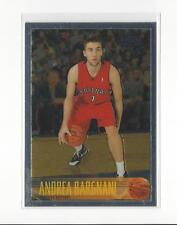 2006-07 Topps Chrome 1996-97 Variations #180 Andrea Bargnani Rookie Raptors
