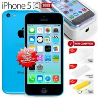 In Sealed Box Apple Iphone 5c Blue 16gb 4g Lte Version Smartphone 1 Yr Wrty