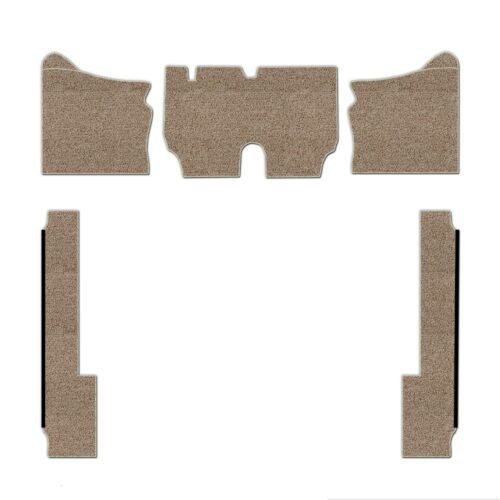 1969-1972 Volkswagen Beetle Sedan LOOP Front Carpet Set 5 Piece 398050