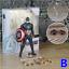 SHF-S-H-Figuarts-Marvel-Avengers-Endgame-Captain-America-6-034-Action-Figure-Movie thumbnail 7