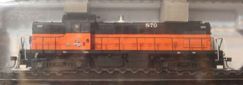 DC Version Atlas Classic Silver HO #10001433 Milwaukee Road RS-1 Loco Rd #870