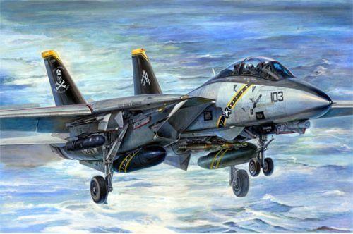 Trumpeter 1/32 Grumman F-14B Tomcat   03202