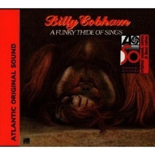 BILLY COBHAM - A FUNKY THIDE OF THINGS CD JAZZ NEU