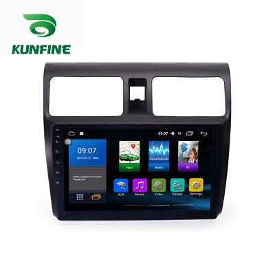KUNFINE Quad core Android 8.1 Auto GPS Navigazione Radio Car Stereo Lettore multimediale Controllo del volante Per SUZUKI SWIFT 2005 2006 2007 2008 2009 2010