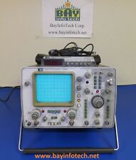 HP 1742A Dual Channel 100MHz Oscilloscope w/ 013-0071-00 Tektronic Probe