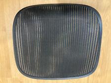 New Listingherman Miller Aeron Chair Seat Mesh Size B Medium Black 3d01 Part Parts